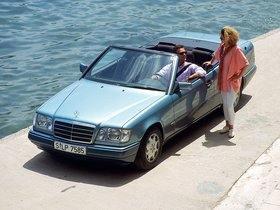 Ver foto 22 de Mercedes Clase E Cabrio E220 A124 1993