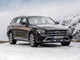 Ver foto 20 de Mercedes Clase E All Terrain E220 D 4MATIC S213 2016