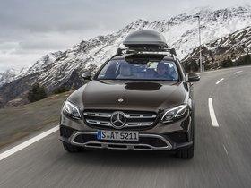 Ver foto 9 de Mercedes Clase E All Terrain E220 D 4MATIC S213 2016