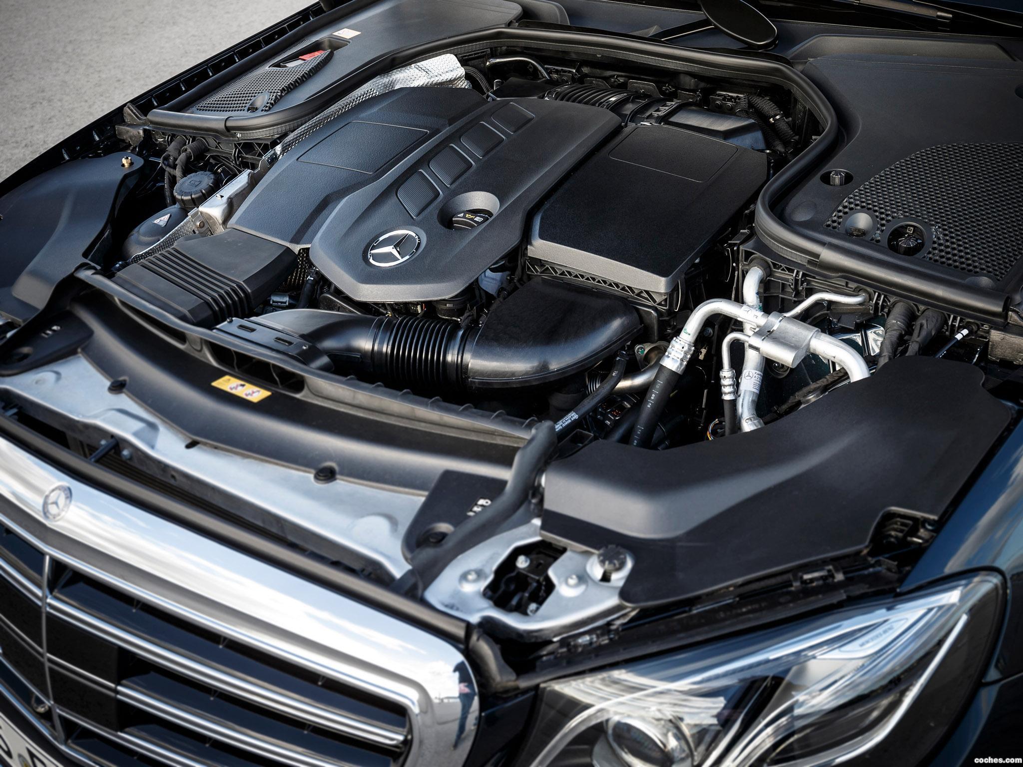 Foto 7 de Mercedes Clase E 220 D Exclusive Line W213  2016