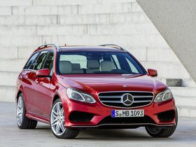 Ver foto 4 de Mercedes Clase E E250 AMG Sports Package Estate S212 2013
