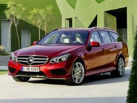 Fotos de Mercedes Clase E Estate E250 AMG Sports Package Estate S212 2013