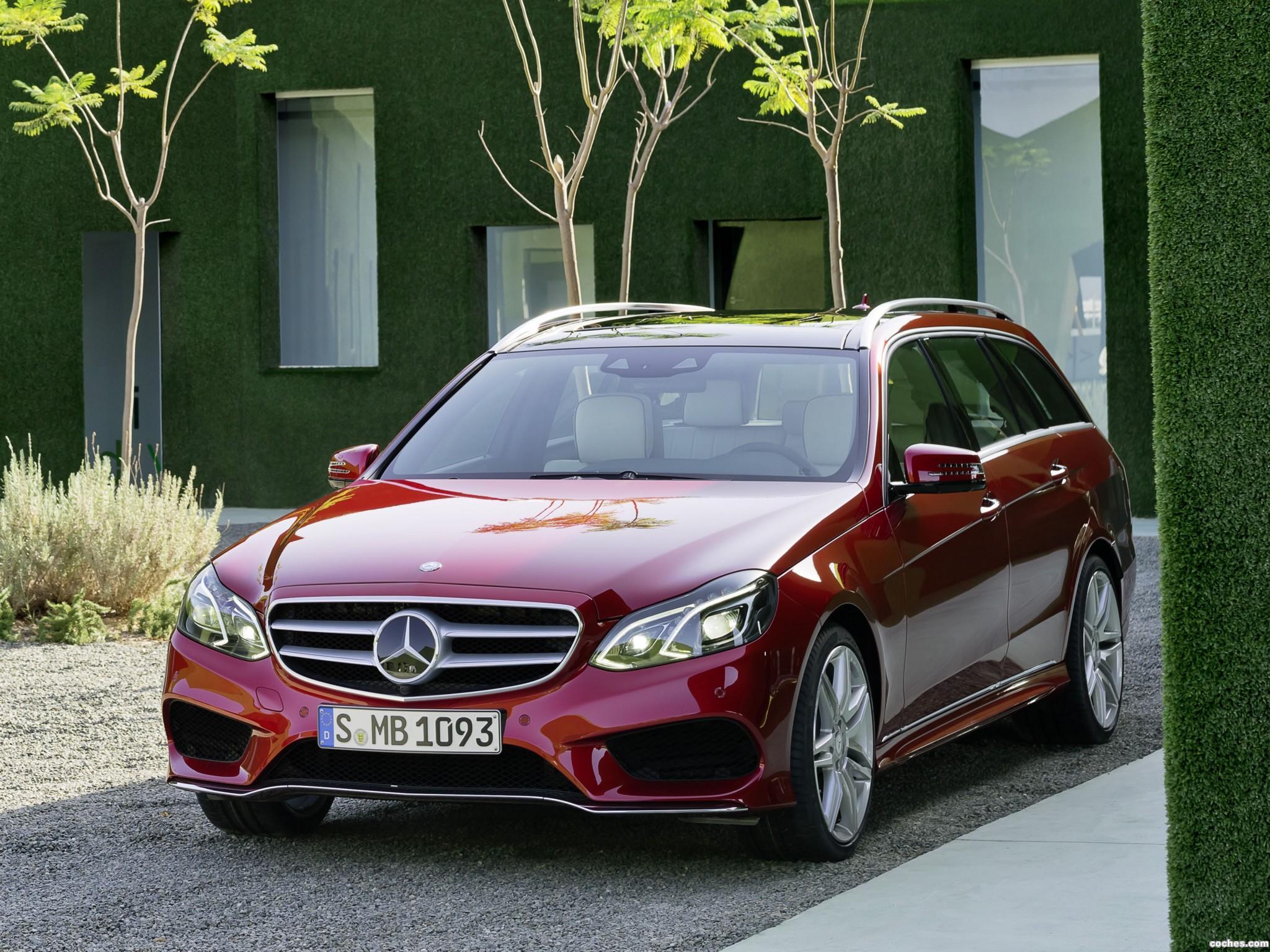 Foto 0 de Mercedes Clase E E250 AMG Sports Package Estate S212 2013