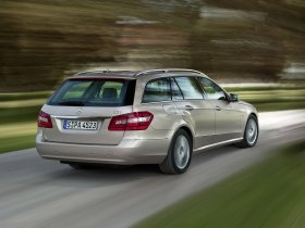 Ver foto 8 de Mercedes Clase E Estate E250 CDI  2009