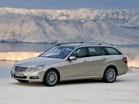 Fotos de Mercedes Clase E Estate E250 CDI  2009