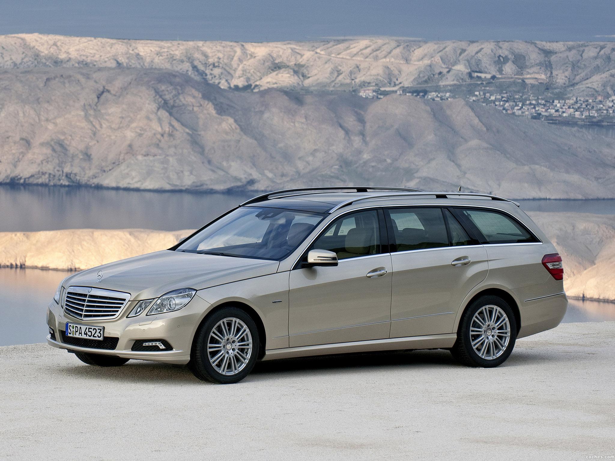 Foto 0 de Mercedes Clase E Estate E250 CDI  2009