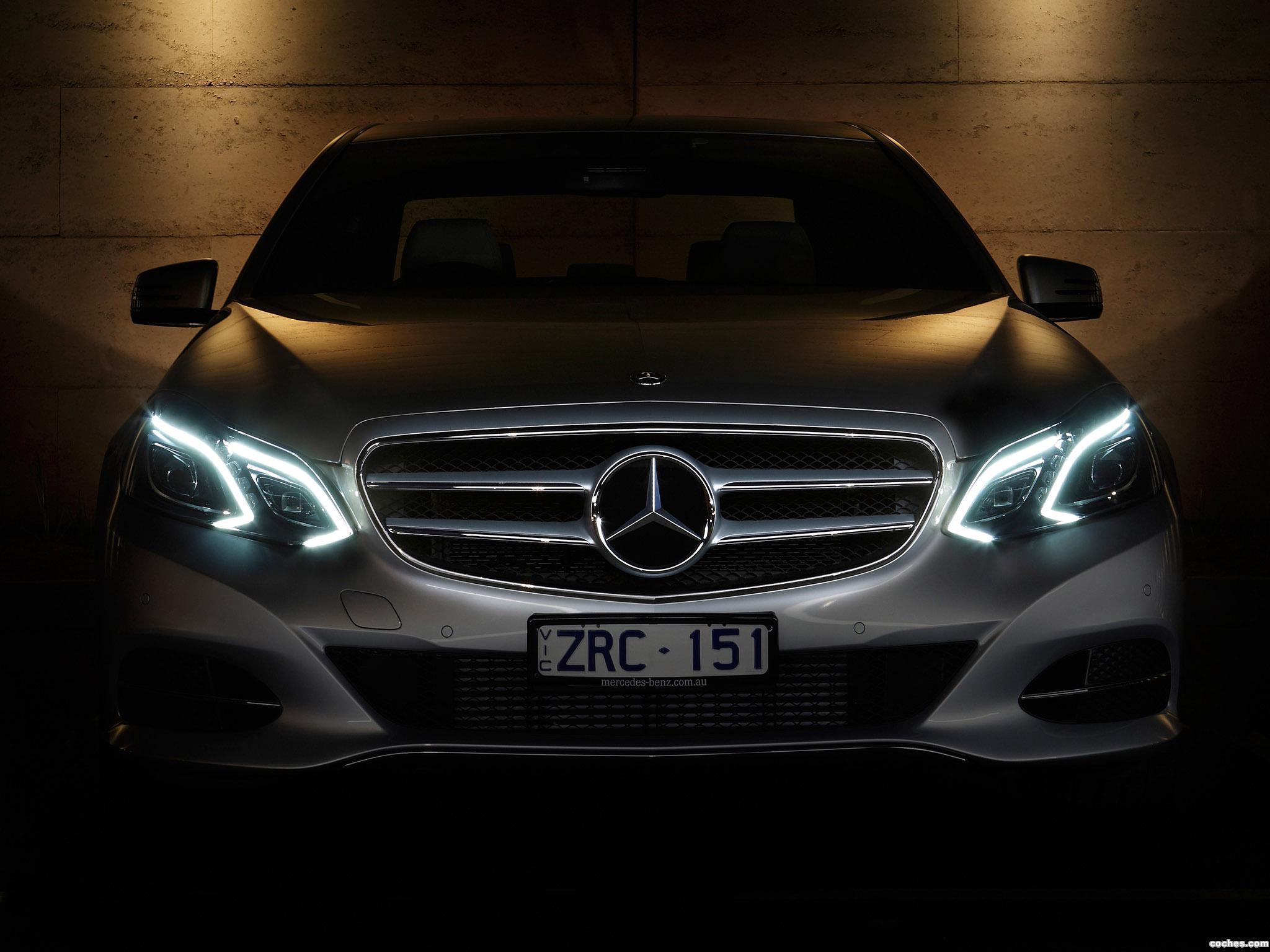Foto 0 de Mercedes Clase E E250 CDI W212 Australia  2013
