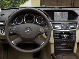 Ver foto 4 de Mercedes Clase E Estate E250 CDi BlueEFFICIENCY 2011