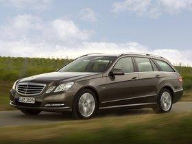 Fotos de Mercedes Clase E Estate E250 CDi BlueEFFICIENCY 2011