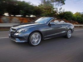 Ver foto 12 de Mercedes Clase E E250 Cabrio A207 Australia 2013