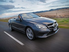 Ver foto 10 de Mercedes Clase E E250 Cabrio A207 Australia 2013