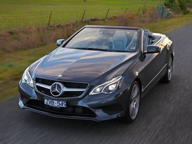 Ver foto 8 de Mercedes Clase E E250 Cabrio A207 Australia 2013