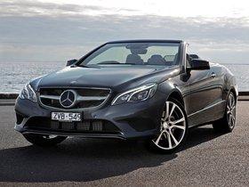 Ver foto 7 de Mercedes Clase E E250 Cabrio A207 Australia 2013