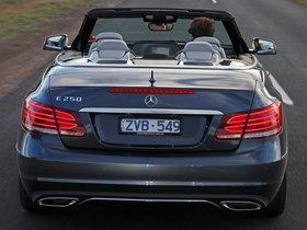 Ver foto 17 de Mercedes Clase E E250 Cabrio A207 Australia 2013