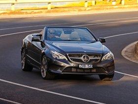 Ver foto 15 de Mercedes Clase E E250 Cabrio A207 Australia 2013