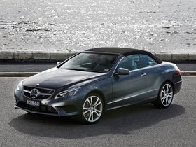 Ver foto 14 de Mercedes Clase E E250 Cabrio A207 Australia 2013