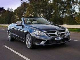 Ver foto 13 de Mercedes Clase E E250 Cabrio A207 Australia 2013