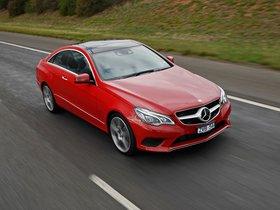 Ver foto 10 de Mercedes Clase E E250 Coupe C207 Australia  2013