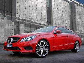 Ver foto 6 de Mercedes Clase E E250 Coupe C207 Australia  2013