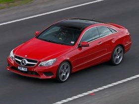 Ver foto 11 de Mercedes Clase E E250 Coupe C207 Australia  2013