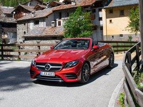 Ver foto 5 de Mercedes Clase E 300 Cabrio AMG Line A238  2017