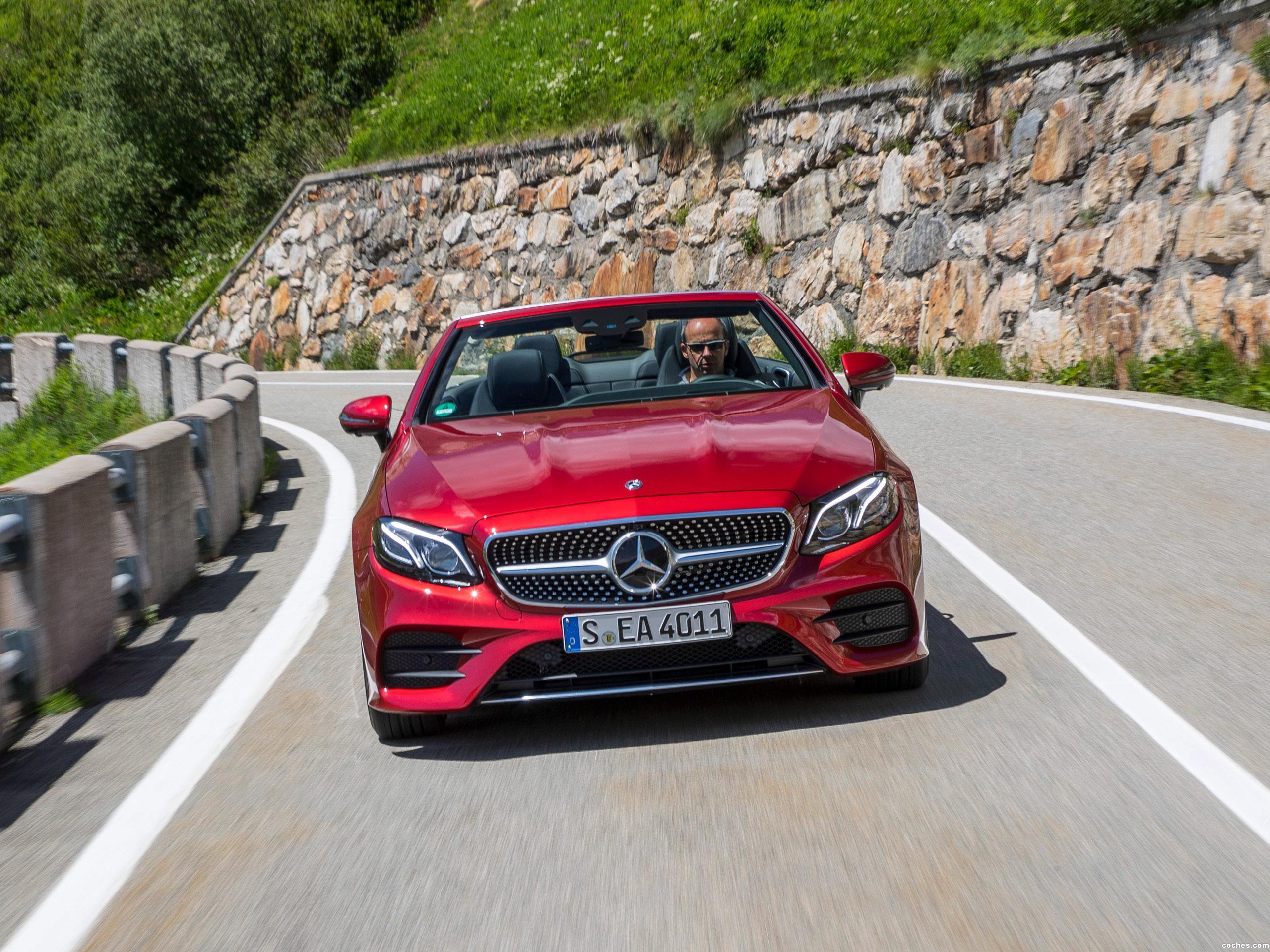 Foto 13 de Mercedes Clase E 300 Cabrio AMG Line A238  2017
