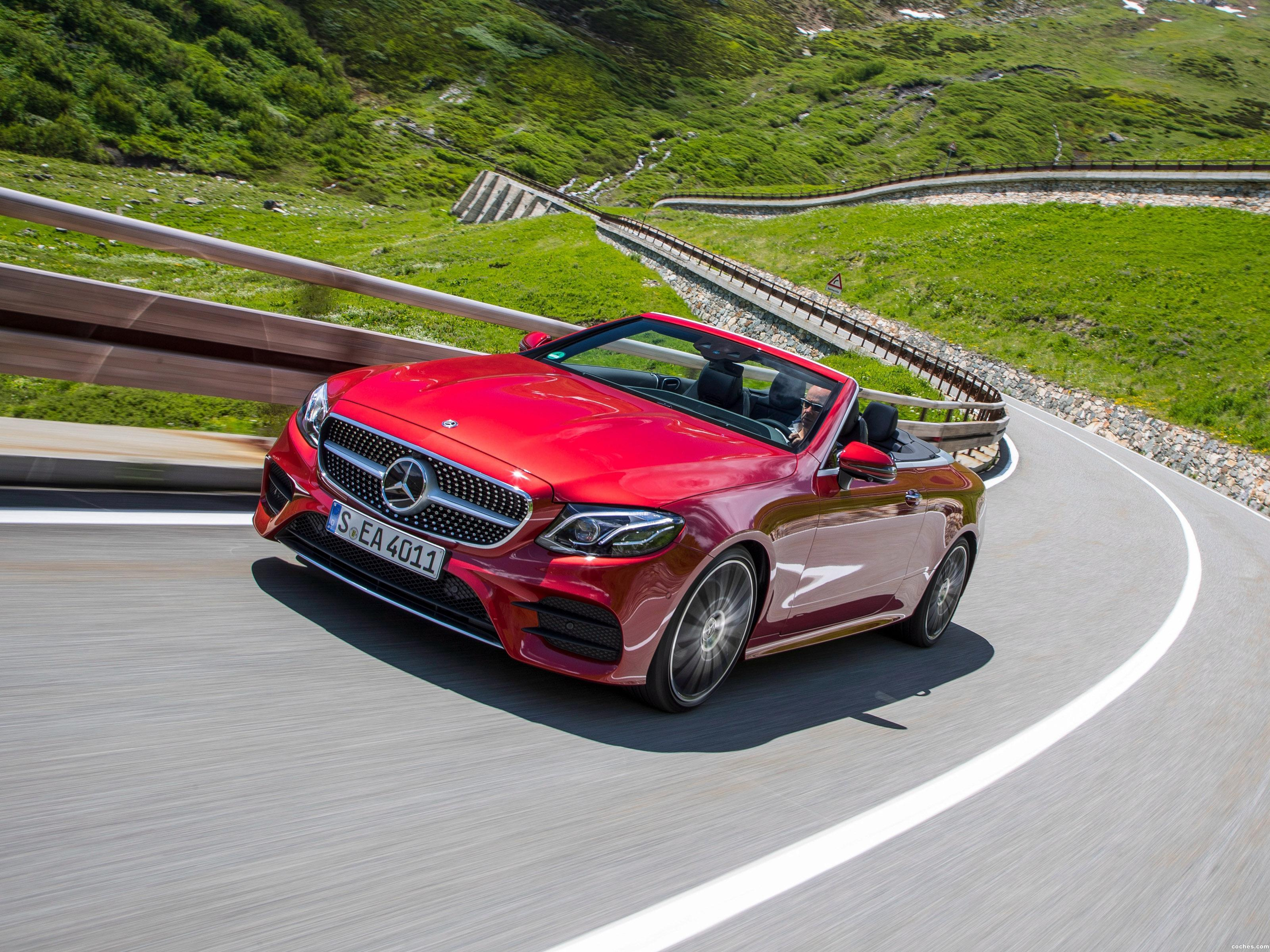 Foto 6 de Mercedes Clase E 300 Cabrio AMG Line A238  2017