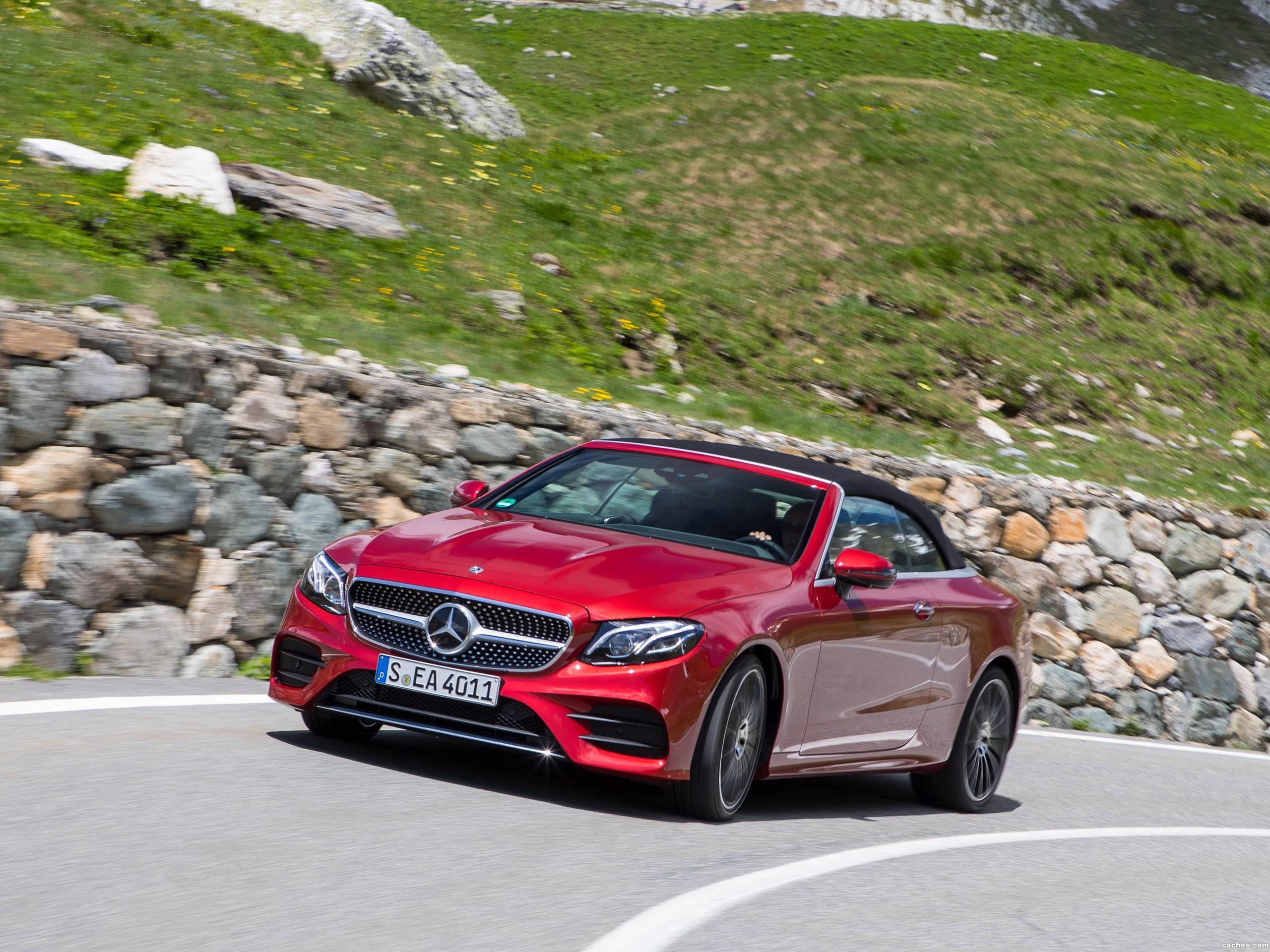 Foto 22 de Mercedes Clase E 300 Cabrio AMG Line A238  2017
