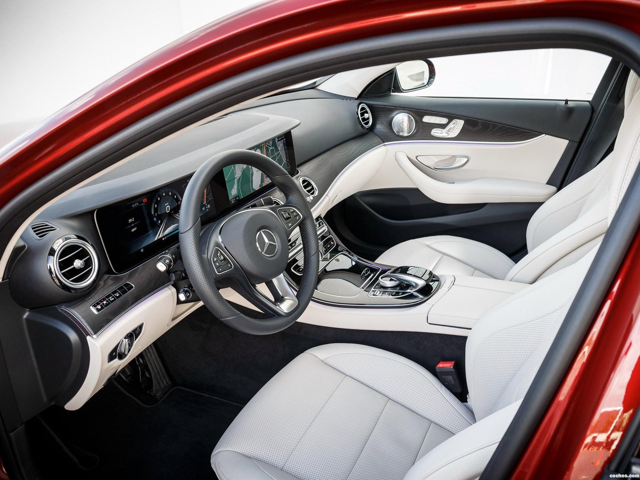Foto 24 de Mercedes Clase E 300 Avantgarde Line W213 2016