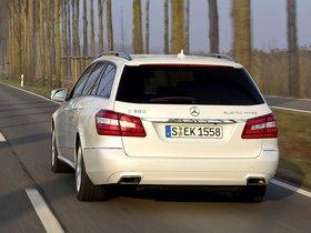 Ver foto 6 de Mercedes Clase E Estate  E300 BlueTec Hybrid S212 2010