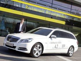 Ver foto 5 de Mercedes Clase E Estate  E300 BlueTec Hybrid S212 2010