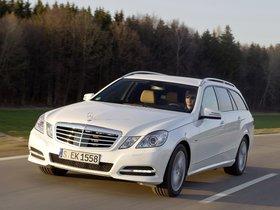 Fotos de Mercedes Clase E Estate  E300 BlueTec Hybrid S212 2010