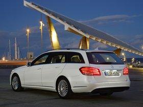 Ver foto 3 de Mercedes Clase E Estate E300 BlueTec Hybrid S212 2013