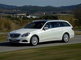 Fotos de Mercedes Clase E Estate E300 BlueTec Hybrid S212 2013