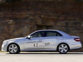 Ver foto 6 de Mercedes Clase E E300 BlueTec Hybrid W212 2010
