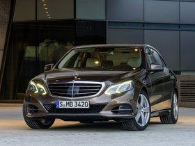 Fotos de Mercedes Clase E E300 BlueTec Hybrid W212 2013