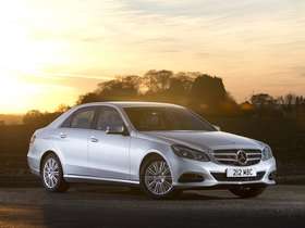 Fotos de Mercedes Clase E E300 BlueTec Hybrid W212 UK 2013