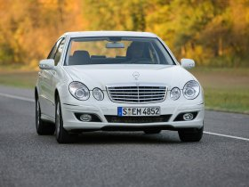 Ver foto 4 de Mercedes Clase E E300 Bluetec V211 2008
