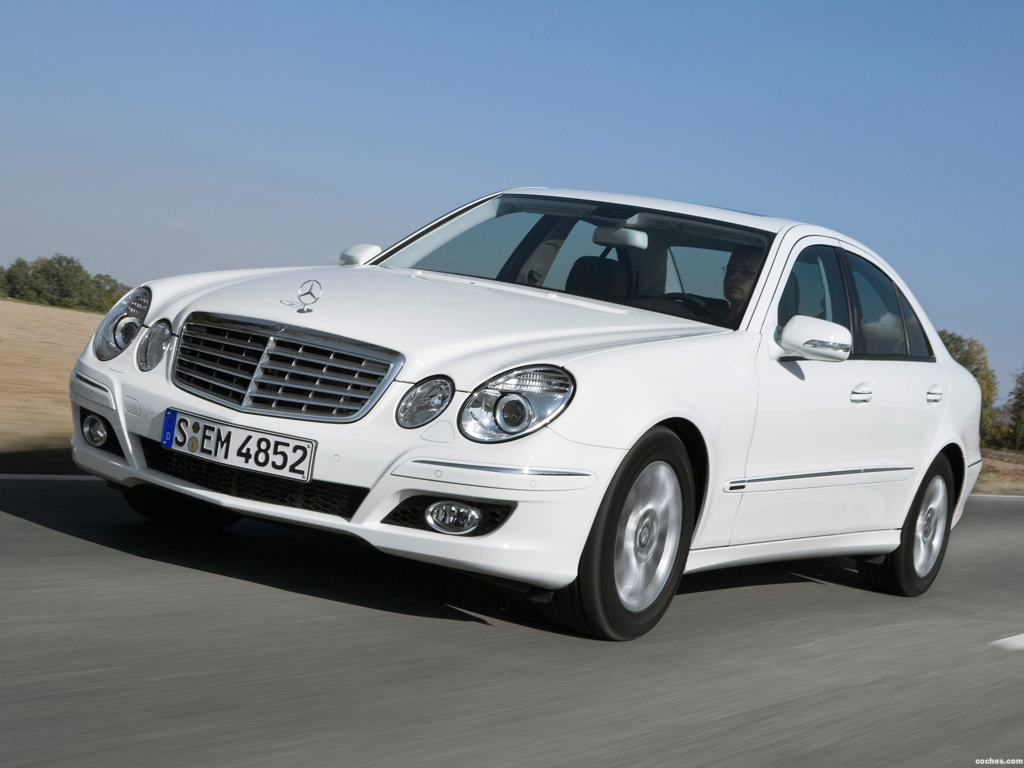 Foto 0 de Mercedes Clase E E300 Bluetec V211 2008