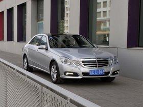 Ver foto 3 de Mercedes Clase E E300L China 2010
