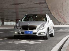 Ver foto 2 de Mercedes Clase E E300L China 2010