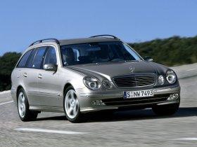 Ver foto 31 de Mercedes Clase E Estate E320 W211 2003