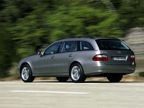 Ver foto 22 de Mercedes Clase E Estate E320 W211 2003