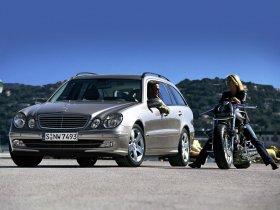 Ver foto 18 de Mercedes Clase E Estate E320 W211 2003