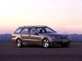 Fotos de Mercedes Clase E Estate E320 W211 2003