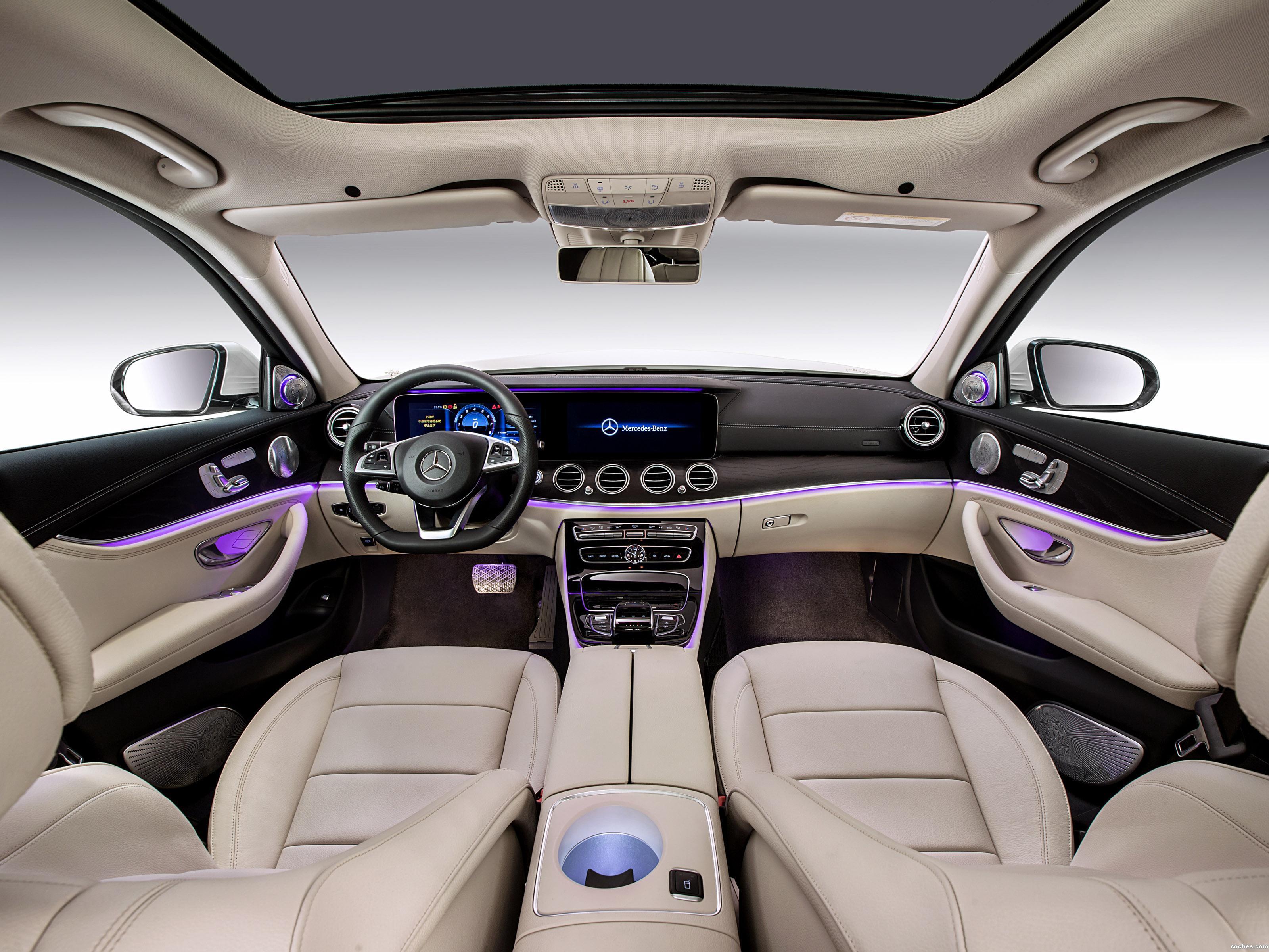 Foto 9 de Mercedes Clase E 320 L AMG Line 4Matic V213 2016