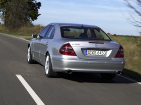 Ver foto 10 de Mercedes Clase E E350 W211 2003
