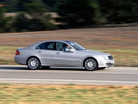Ver foto 9 de Mercedes Clase E E350 W211 2003