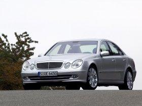 Ver foto 7 de Mercedes Clase E E350 W211 2003