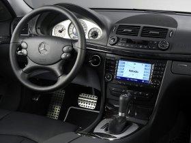 Ver foto 21 de Mercedes Clase E E350 W211 2003